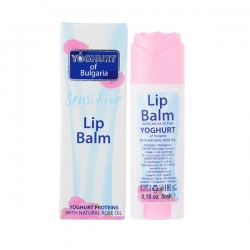 Бальзам для губ Lip Balm Yoghurt of Bulgaria