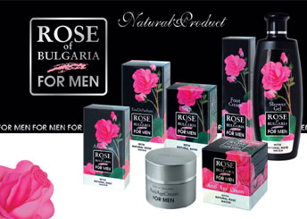 Rose of Bulgaria for men